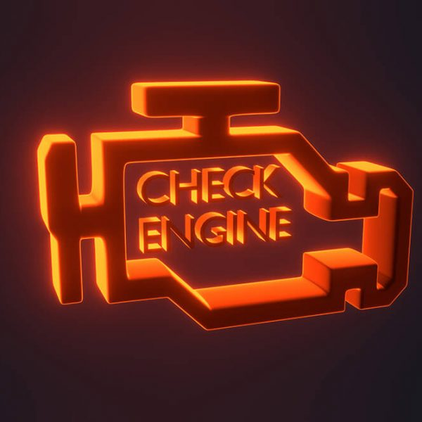 what should i do when my check engine light comes on