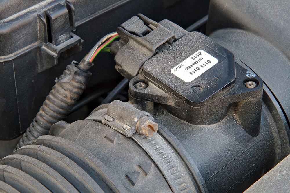 4 Signs Your Mass Airflow Sensor Is Going Bad