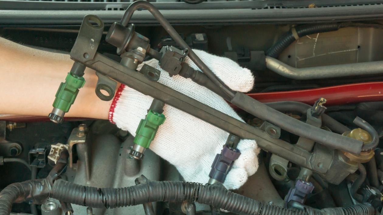 Clogged Fuel Injectors